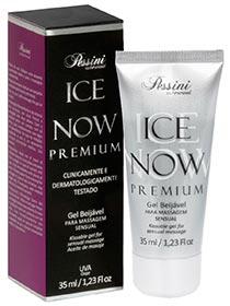 Ice Now Beijável Premium Uva 35 ml