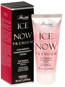 Ice Now Beij�vel Premium Morango 35 ml