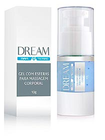 Dream - Gel com Esferas - 19g