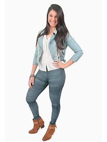 Cal�a Legging Jeans