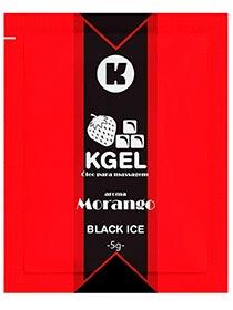 Oral Ice Morango Caixa Com 5